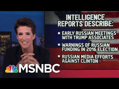 Donald Trump Jr. Scandal Sends GOP Seeking New Story   Rachel Maddow   MSNBC