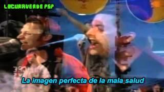 Green Day- Uptight- (Subtitulado en Español)