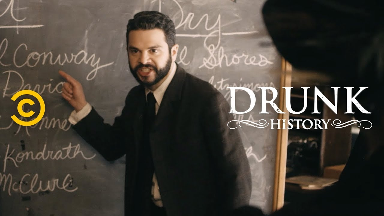 Meet the Evil Weirdo Who Was the Father of Prohibition - Drunk History