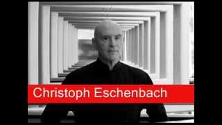 Christoph Eschenbach: Haydn - Piano Sonata in D Major, Hob. XVI: 37