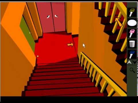 เกมปริศนาบ้านผีสิง