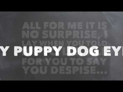 Lucy Spraggan- Puppy dog eyes-Lyrics
