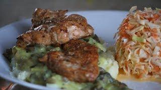 Filet z Kurczaka pyszny bez panierki szybko do obiadu
