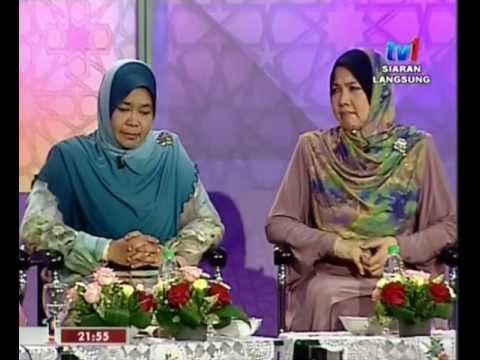 Forum Perdana Ehwal Islam - Wajah Terindah IBU (Dr.Sharifah Hayati,Ustazah Zawiyah dan Dr. Muhaya)