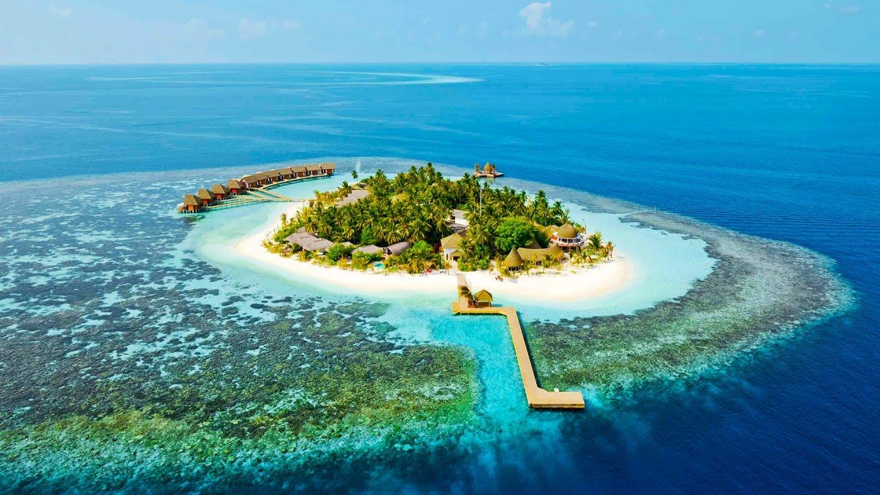 Отпуск в Раю! Лучший в Мире Отдых на Мальдивах! - YouTube
