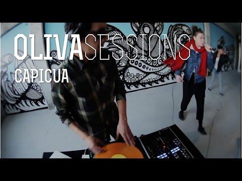 "OLIVA Sessions | Capicua ""Pedras da Calçada"" @ Canal180"