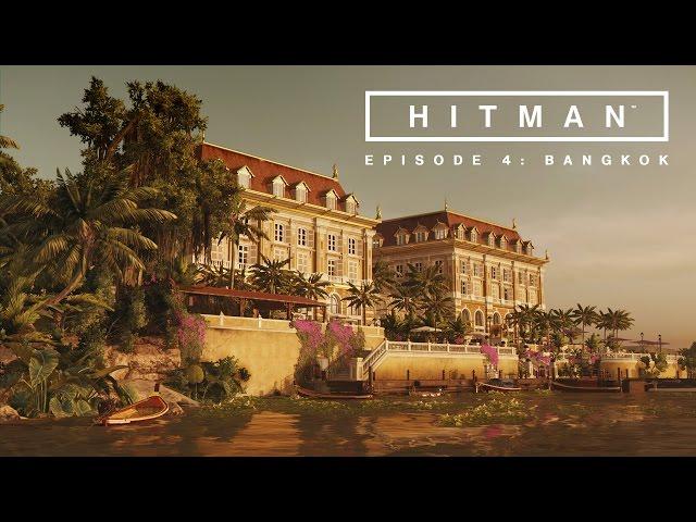 hitman bangkok security room key card