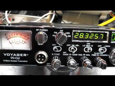 SOLD Voyager 99CW for sale on ebay or contact me at LCTS13LCTS@gmail.com......www.LesComm.com