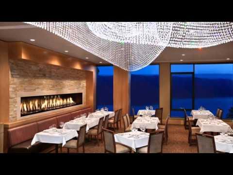 Sparkling Hill Resort by SSDG Interiors Inc