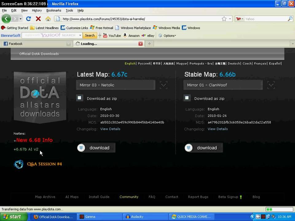 Dota 1 map 6.79 ai free download
