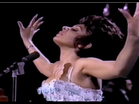 Shirley Bassey - Yesterday When I Was Young (1973 TV Special)