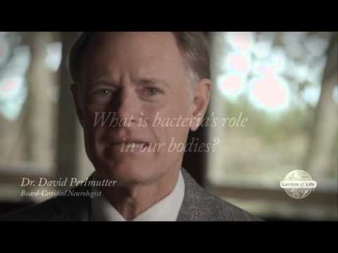 Garden of Life - Dr David Perlmutter - Doctor Formulated Probiotics