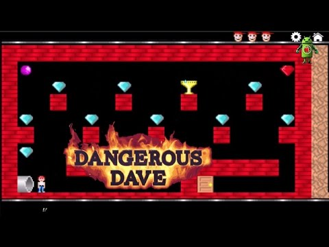 Dangerous Dave windows