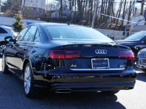 2016 Audi A6 P12935 Great Neck Ny Youtube