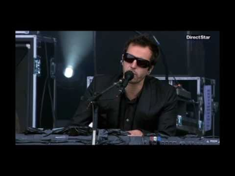 Ghinzu - Mother Allegra+Mirror Mirror (Live Vieilles Charrues 2009)