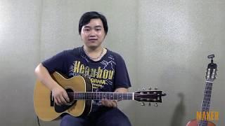 Guitar đệm hát cơ bản - 29. Kỹ thuật quạt chả (strumming) cơ bản