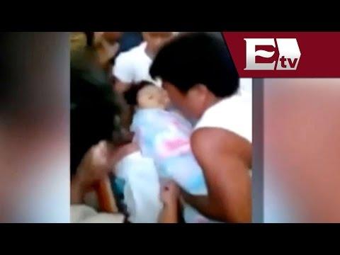 """Bebé De Tres Años """"resucita"""" En Su Ataúd Antes De Ser Sepultada  / Andrea Newman"""