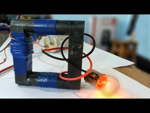Импульсный трансформатор 2