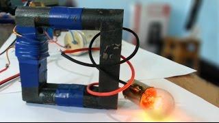 видео изготовление нестандартных трансформаторов