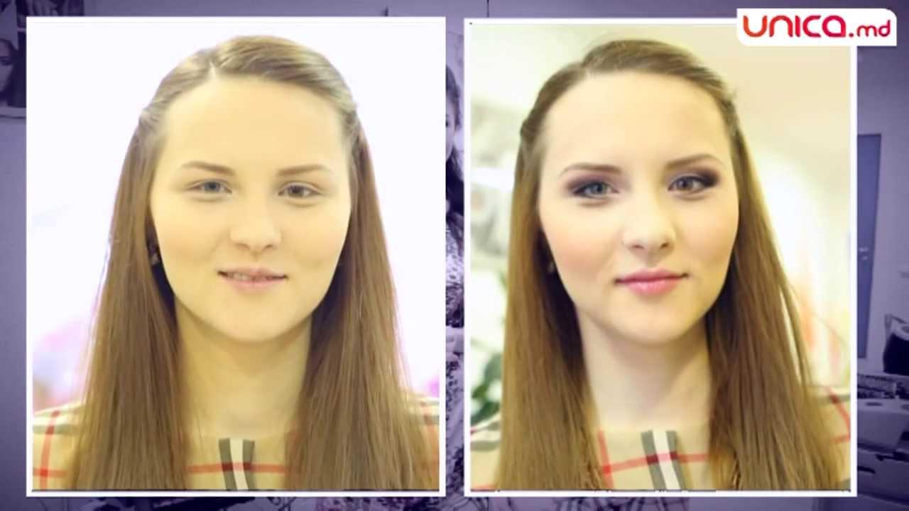 Frumusețea Se învață Trucuri Pentru Machiajul Ochilor Mici Youtube