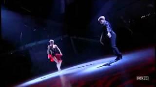 Heidi & Travis - paso doble 1 - SYTYCD-USA-s2