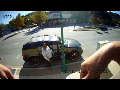 Atascadero Police incident body camera footage