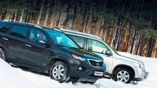 Наши Тесты KIA Sorento vs Nissan X Trail(, 2013-02-16T12:36:54.000Z)