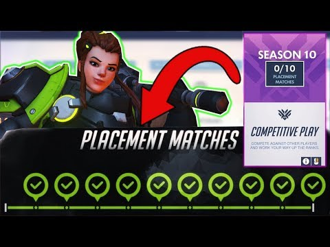 Overwatch Season 10 Placements Tips / Guide / Changes / Start Date / Meta