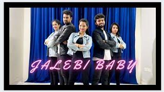 JALEBI BABY- Tesher | Bollywood Dance Cover | MoveItLike Varsha Choreography | Hit Reels Album Track