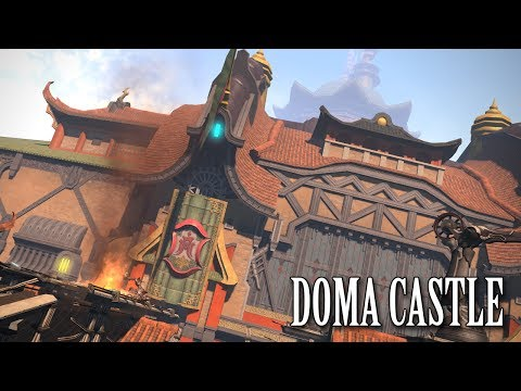 FFXIV OST Doma Castle Theme