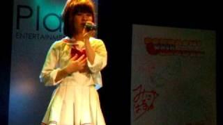 2010年5月10日・wktk学園 高井麻巳子さんの歌を歌われました。