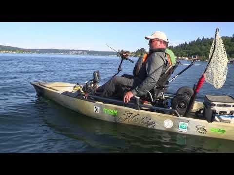 Lake Sammamish Kayak Cutthroat