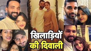 This Is How Virat Kohli And Other Sportsperson Celebrate Diwali | Sports Tak