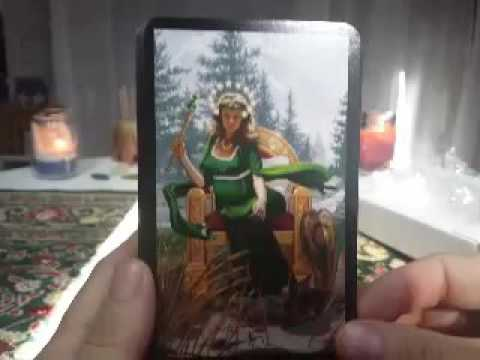 Witches Tarot NEW DECK! Illustrated by Mark Evans
