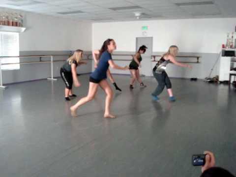 Impossible- Shontelle choreo by Katelyn Davidson