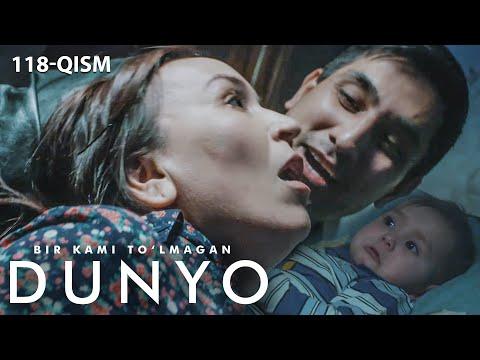 Bir Kami To'lmagan Dunyo (o'zbek Serial) | Бир ками тўлмаган дунё (узбек сериал) 118-qism