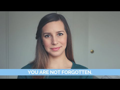 You Are Not Forgotten. | Pregnancy Loss, Infertility & Trying to Conceive | Phylicia April