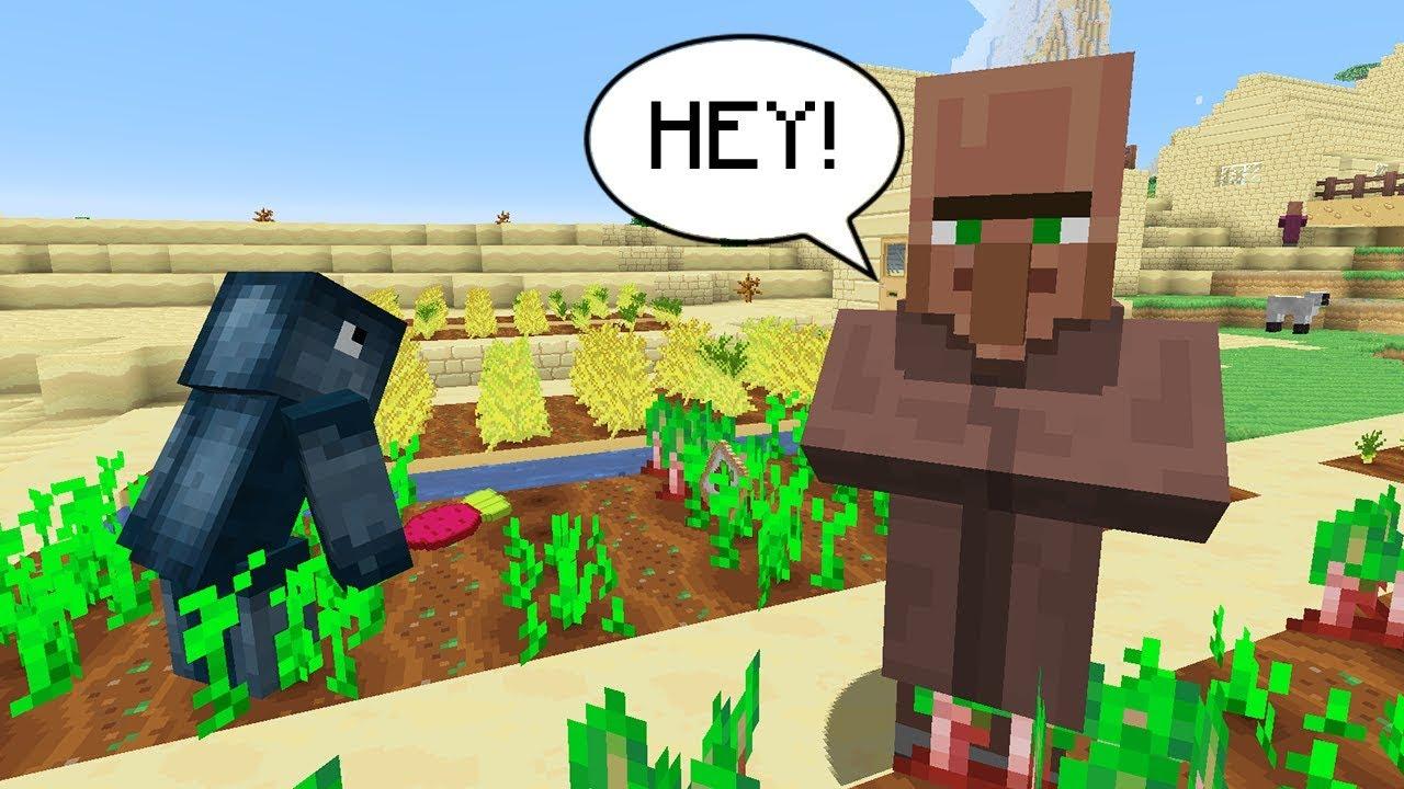 Minecraft Aquatic Adventure The Village Pillage 16 Youtube
