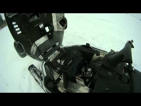 Обзор снегохода Yamaha VK 540 III
