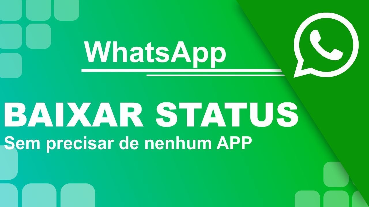 como baixar video do youtube para whatsapp
