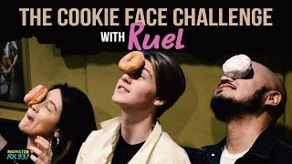 Ruel Plays The Cookie Face Challenge with Rico and Karla | Beat The Monster