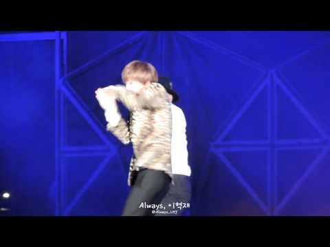 140815 SMTOWN LIVE 2014 IN SEOUL Mo Jazzy Eunhyuk