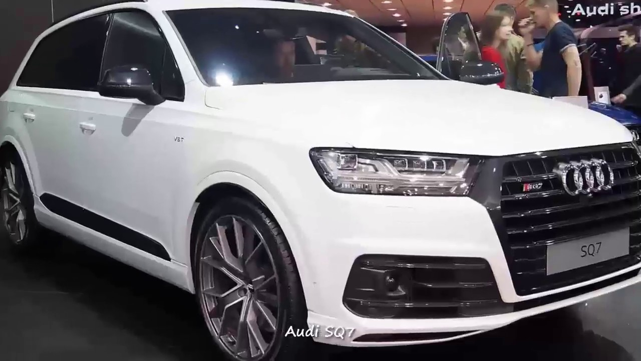 Audi SQ India Launch Expected Details Upcoming Car India - Audi sq7 price