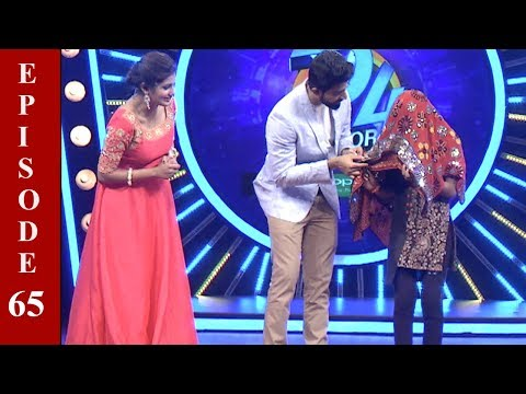 D4 Junior Vs Senior I Ep 65 - Superb performances, strong social message I Mazhavil Manorama