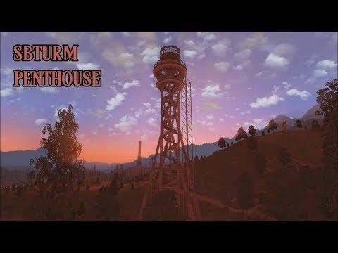Sbturm Penthouse Oblivion   Favorite Oblivion Home Mods #6