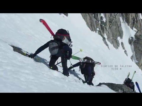 Chamonix Zermatt avec des athlètes de l'équipe de France