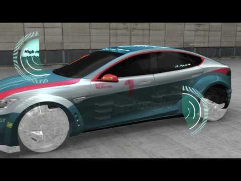 Electric GT - New Tesla Model S P100DL Car Specs
