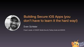 Building Secure iOS Apps (you don't have to learn it the hard way!) - iOS Conf SG 2020