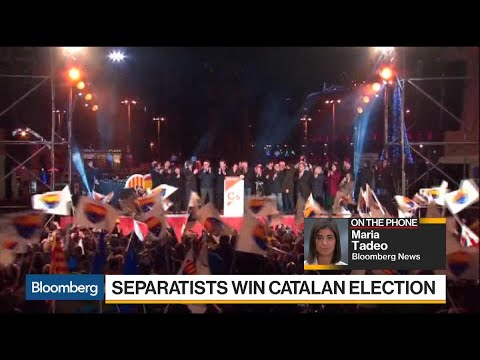 Separatists Win Regional Catalan Election
