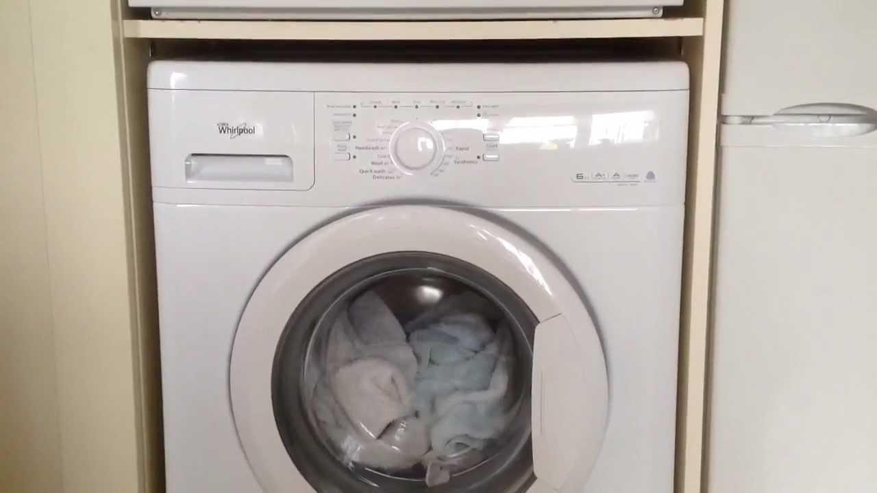 Whirlpool Wwdc6400 Washing Machine Review  Ad